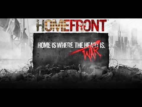 Homefront. Xbox 360. 1080.P. Gamplay Part.01.02.03.