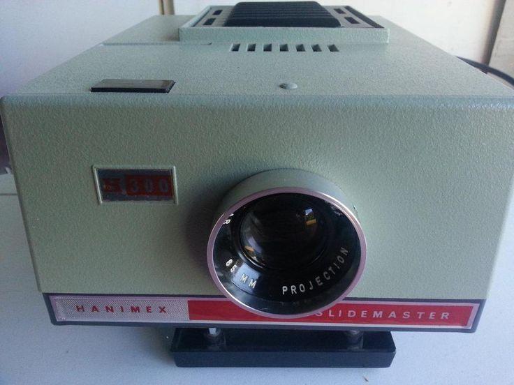 Hanimex H300 Slidemaster 35mm Slide Projector