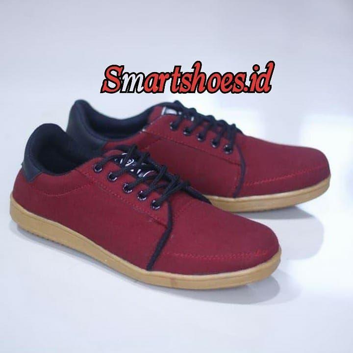 Sepatu Sneakers Joemen J 08 Sepatu Kets Dan Kasual Pria Untuk