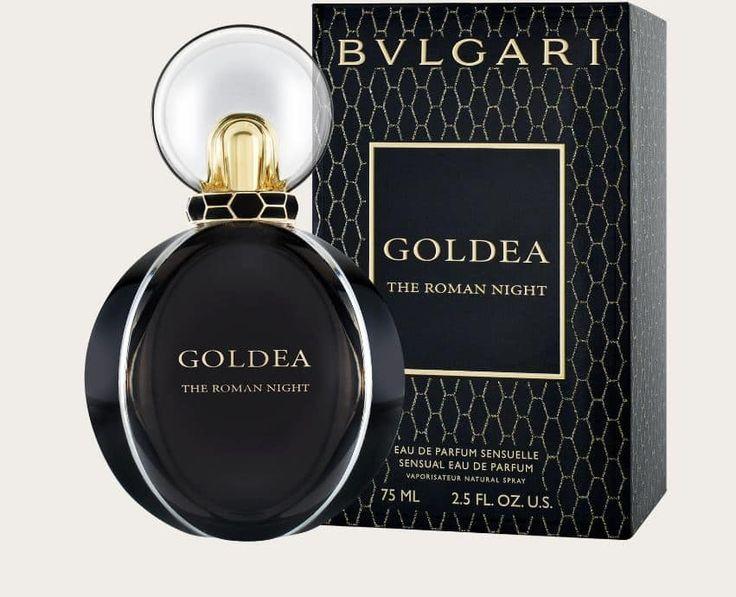 Il nuovo Profumo Bulgari Goldea The Roman Night pronto a sedurti