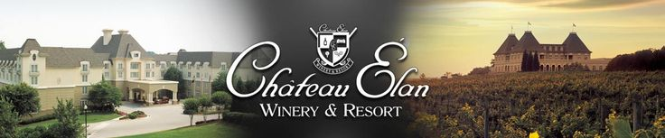 Short drive from Atlanta. BEAUTIFUL place. The rooms are very nice and well appointed.  Château Élan Winery & Resort | Inn, Spa, Golf, Meetings, and Weddings