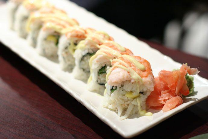 mangodise sushi roll