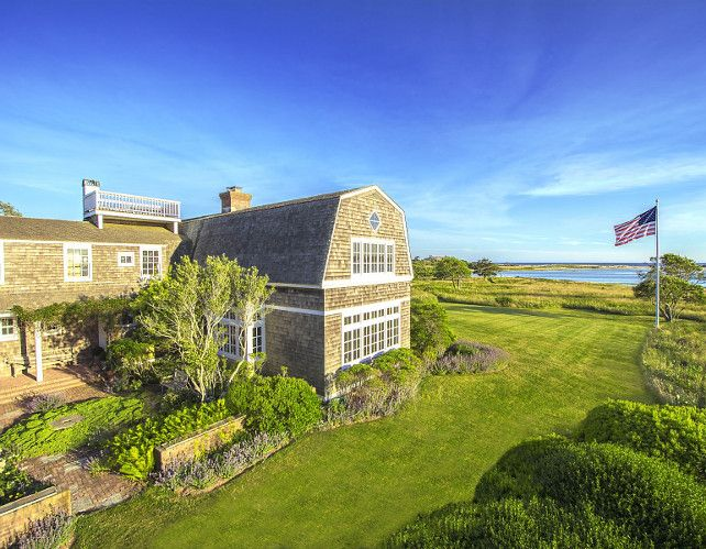 Attractive Hampton Beach Houses For Sale Part - 2: Shingle Beach House. Classic Shingle Beach House. Classic Hamptons Shingle Beach  House. Shingle