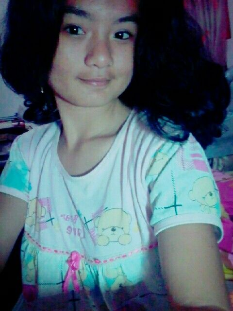 Good night to Indonesia #selfie #beauty #goodnight