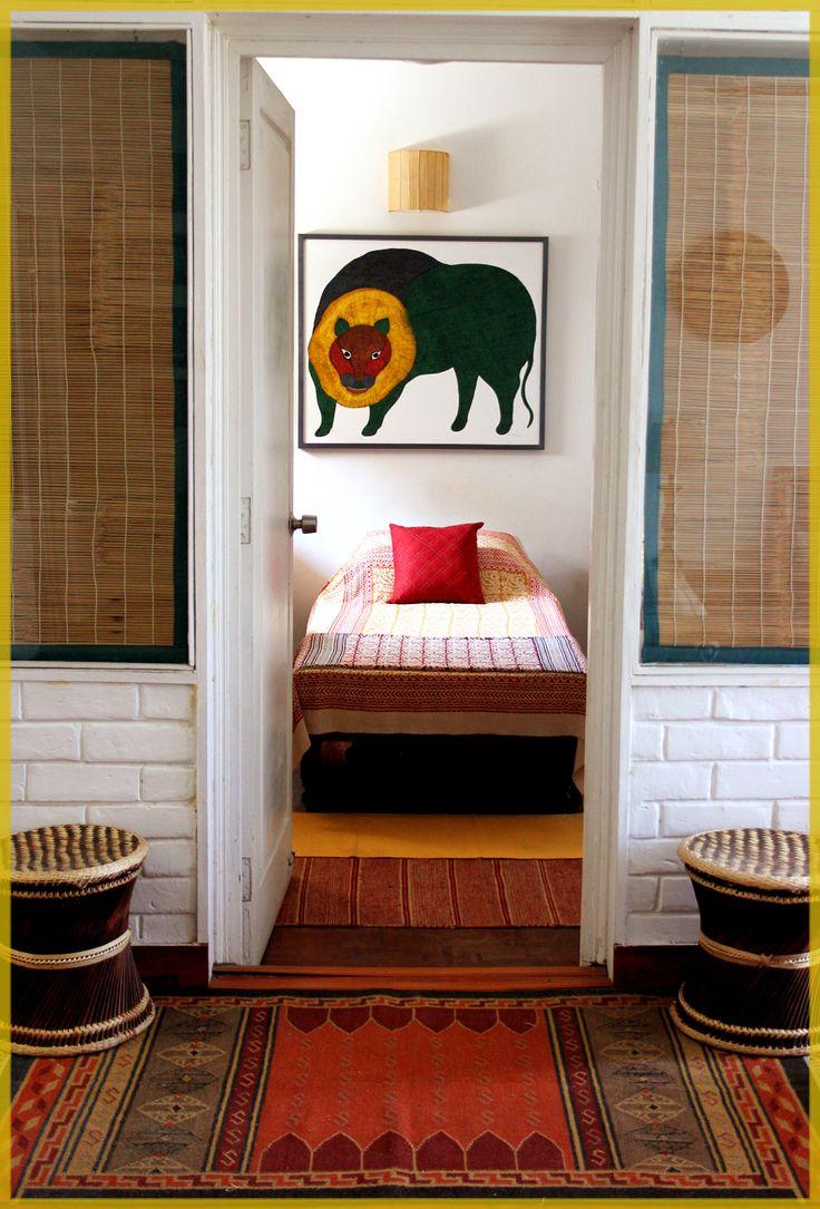 An Apartment in New Delhi: https://www.facebook.com/ShivaniDograInteriors?ref=hl
