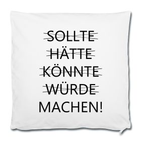 WORTFORM I Kissenhüllen ;-) www.wortform.spreadshirt.de