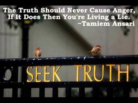 Alan Watt on Seeking Truth