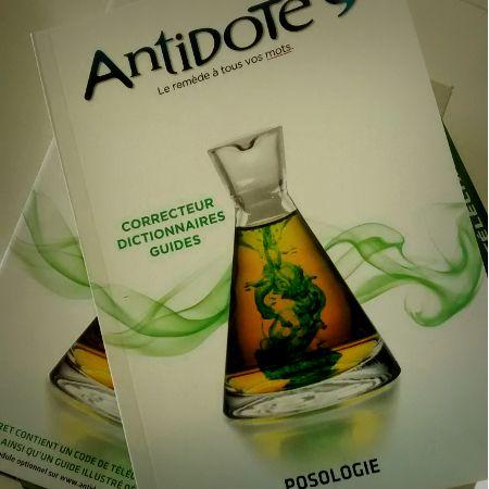 J'ai testé Antidote, le logiciel de correction d'#orthographe : je valide !