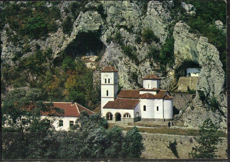 Monastery Gornjak,Homolje,Serbia