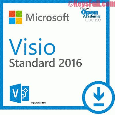 Microsoft Visio Standard 2016 Serial Key Plus Crack