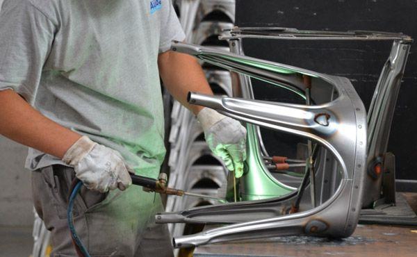 La petite chaise A devenue star du design international - actualités de l'industrie technologique - les industries technologiques