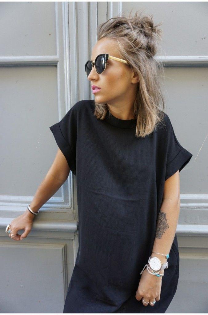 Camille / 6 juillet 2015das PERFECT schwarze KleidDas PERFECT schwarze Kleid