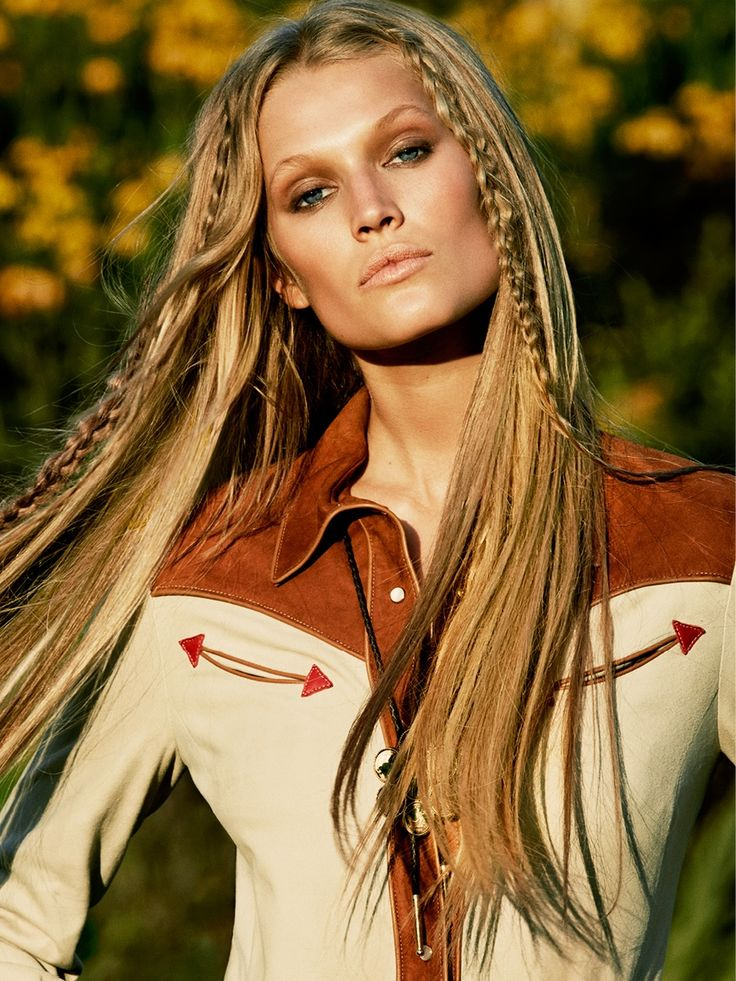 braids - toni garrn by james macari for vogue mexico september 2014