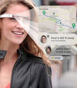Google Glasses: What if Google Brought Technology Closer to Your Senses?