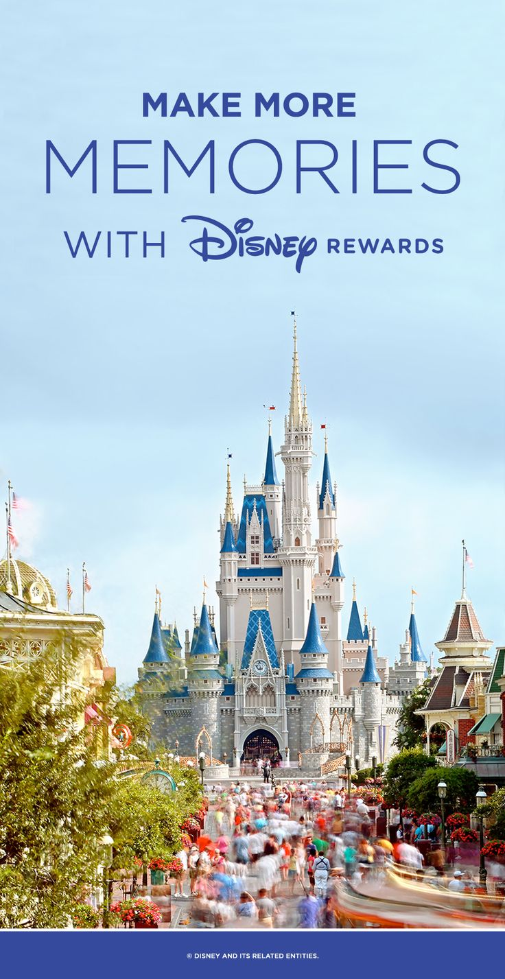When you're planning a Walt Disney World® Resort vacation, look to Disney Rewards for opportunities that can make your trip truly one-of-a-kind. Find out more here!