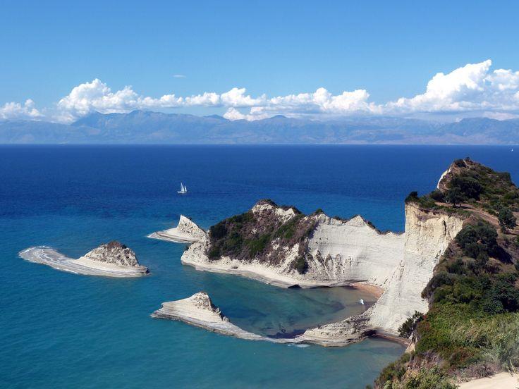 Ν. Κέρκυρας - Cape Drastis - Corfu