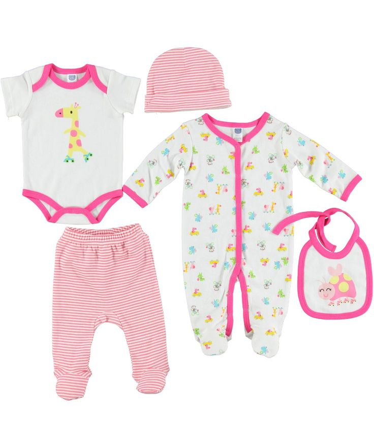 5 Piece Starter Set Sizes 3 6 Months Available At