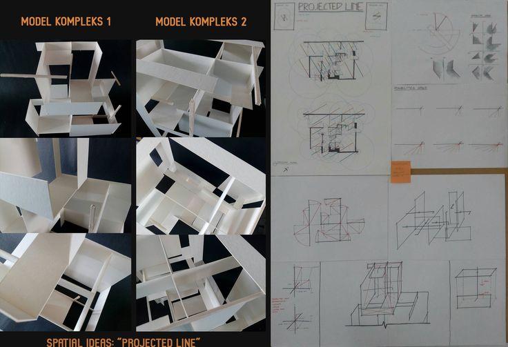 Projected Line   Muhamad Rendy Abdillah  Arsitektur   Kelompok 3B