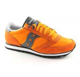 SAUCONY S2866-190 JAZZ LOWPRO arancione scarpe uomo sneakers