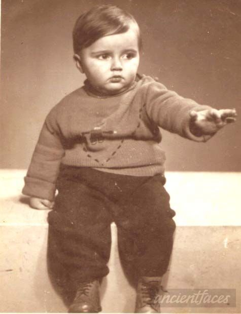 Lazar Miler was only 4 when he was sadly murdered at Auschwitz death camp in 1944.