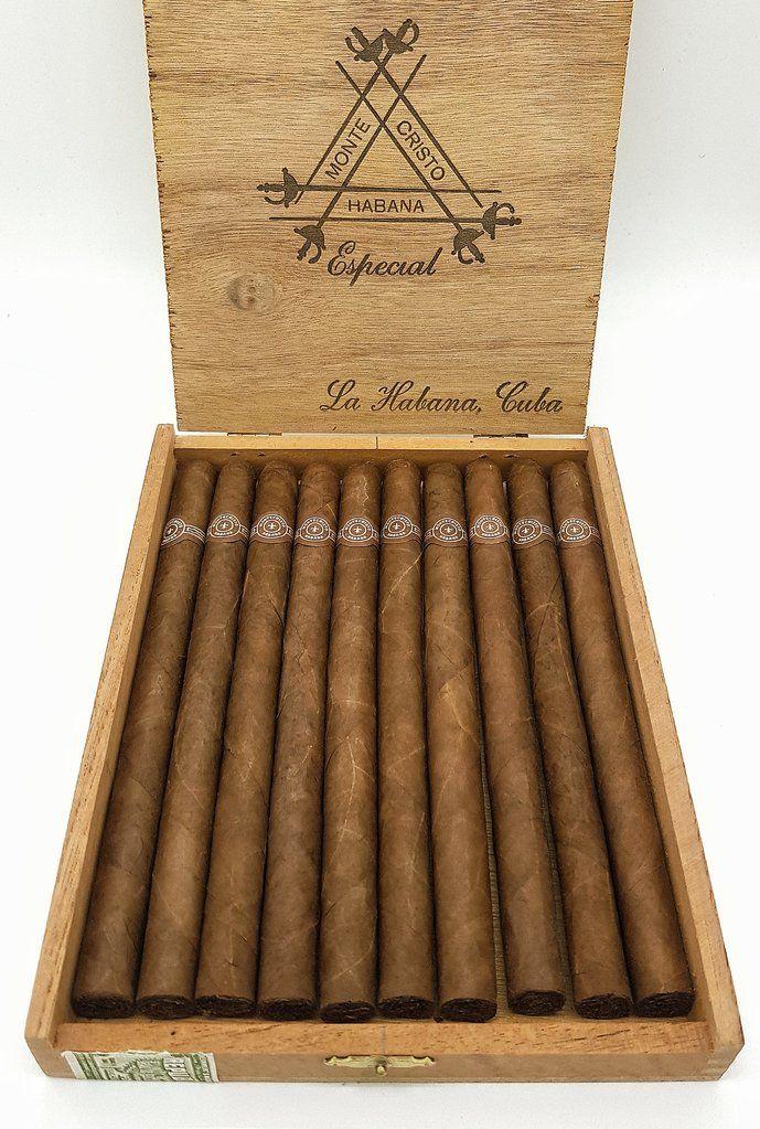 (Vintage 1986) Montecristo - Especial - Havana Cigar Exchange