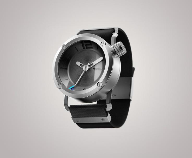 Nixon Watch rendered in KeyShot