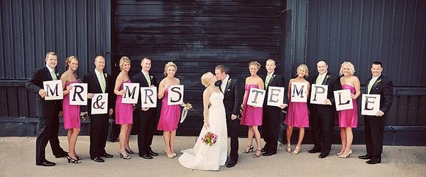 mr and mrs #original: Wedding Parties, Photo Ideas, Wedding Ideas, Bridal Party, Cute Ideas, Wedding Photos, Wedding Party, Picture Ideas