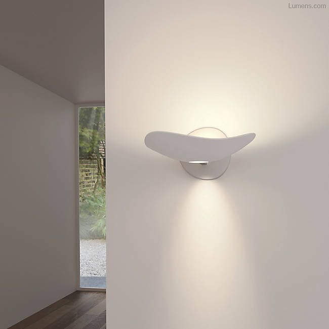 Infinity Led Wall Sconce Led Wall Sconce Wall Sconces Shower Lighting