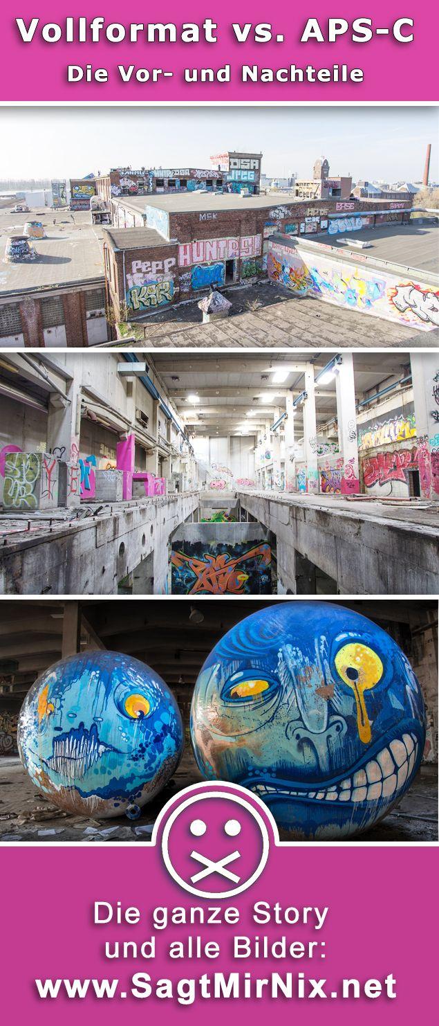 Lost Place: Die alte Papierfabrik Hermes in Düsseldorf (NRW). Ein verlassener Ort voller Street Art, Graffiti und anderer Kunst. Einige der bekanntesten Graffiti-Maler und Künstler aus Deutschland haben sich hier verewigt. Doch ganz ungefährlich ist sie nicht!
