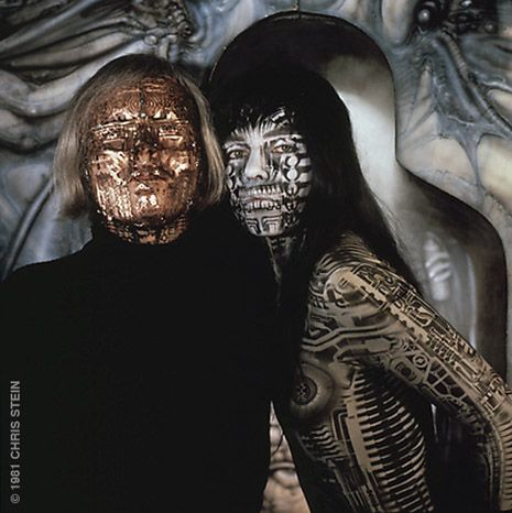 The Unseen Cinema of H.R. Giger | Dangerous Minds