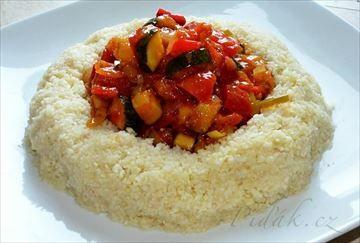 Zobrazit detail - Recept - Bulgur se zeleninou