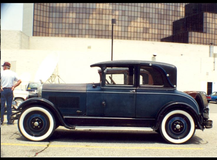Very nice unrestored 1927 studebaker big six victoria - Craigslist michiana farm and garden ...