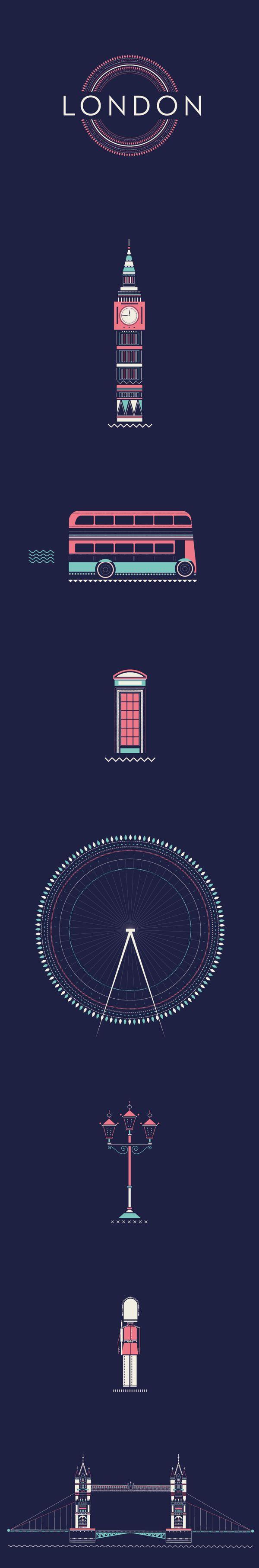 極簡插畫海報設計 | MyDesy 淘靈感
