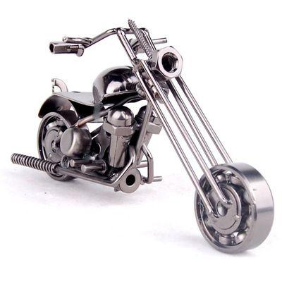 Железный мотоцикл творческий дом украшения украшения украшения…