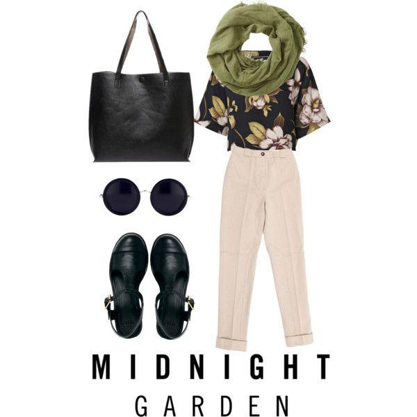 Style inspiration midnight garden