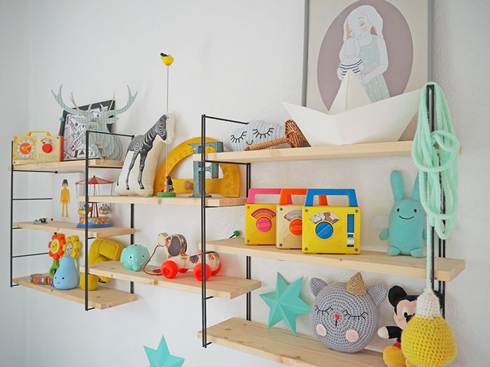 Green Kid's Rooms - Petit & Small