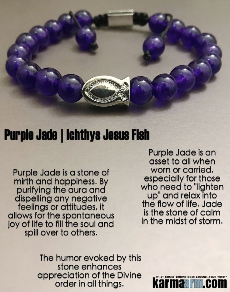 "#BEADED #Yoga #BRACELETS  ♛ The #Jeus #Fish symbol is also known as an #Ichthys (coming from the ancient Greek word for fish). IXИYУ is an acronym coming from the first letter of words that mean ""Jesus Christ God's Son is Savior."" #Jade #Quartz #Chakra #g http://kundaliniyogameditation.com/"