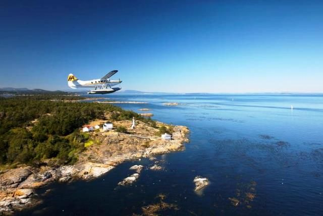 Vancouver Island - image Harbour Air Seaplanes British Columbia, Canada #exploreCanada