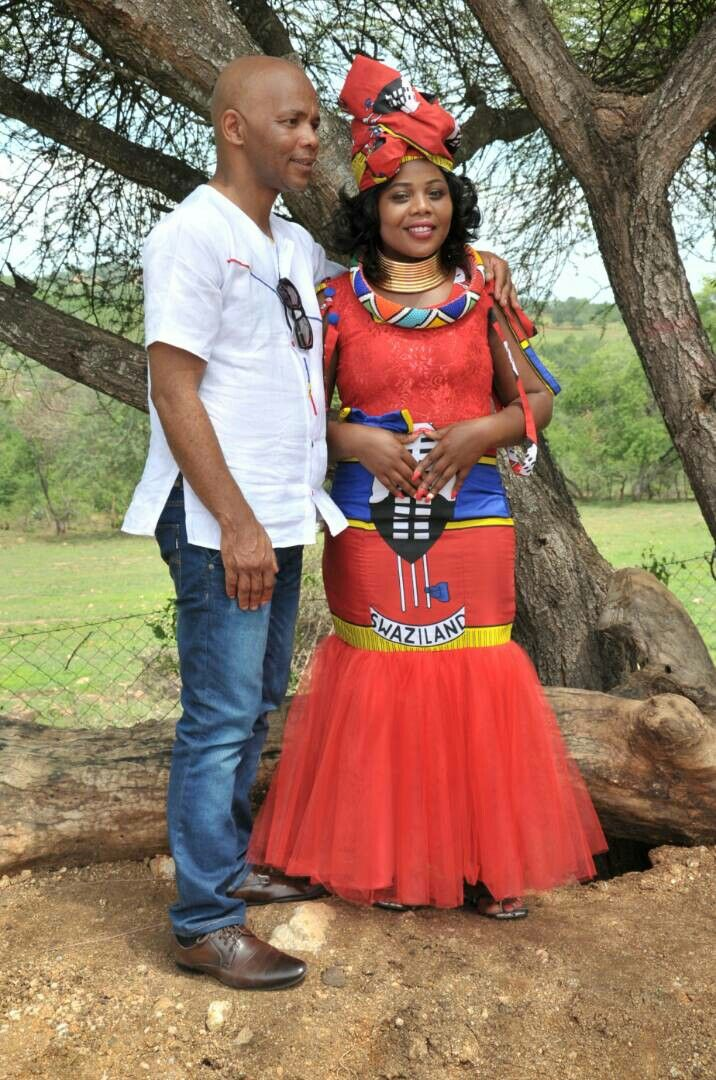 Swaziland Traditional Wedding Traditional Wedding