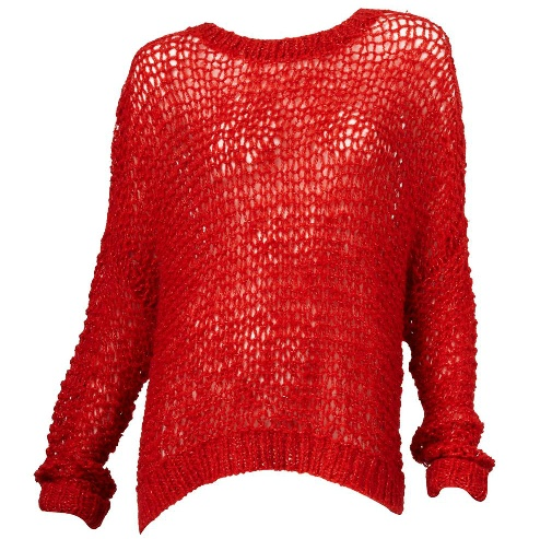 Soft Knit Sweater #sportsgirl