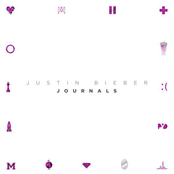 Justin-Bieber - Journals Album
