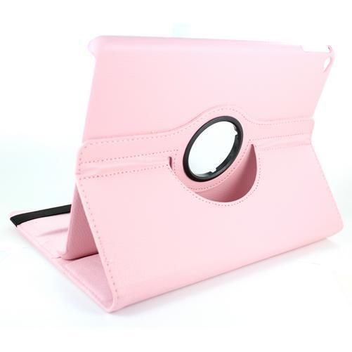 Leather Cover Case 360 Degree Rotating Swivel Wake Sleep Stand  For iPad Air 2  #UnbrandedGeneric