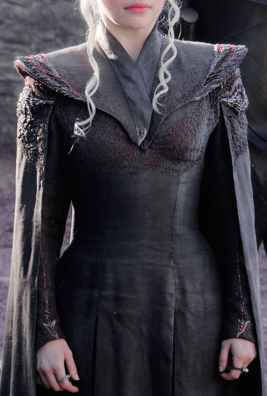 "stormbornvalkyrie: "" Game of Thrones + Costume Details """