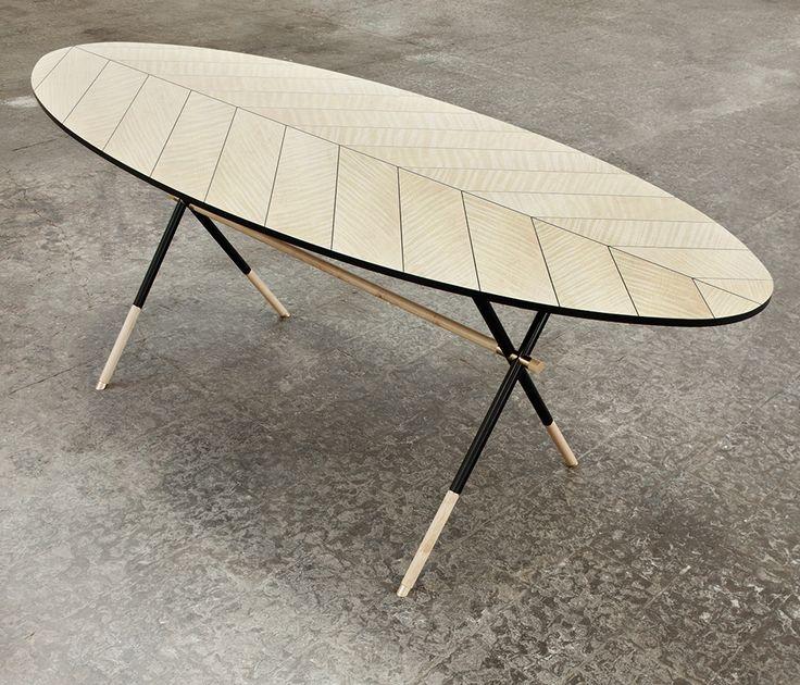 Pietro Russo – Piuma table