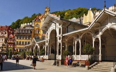 Sehenswürdigkeiten | Karlovy Vary