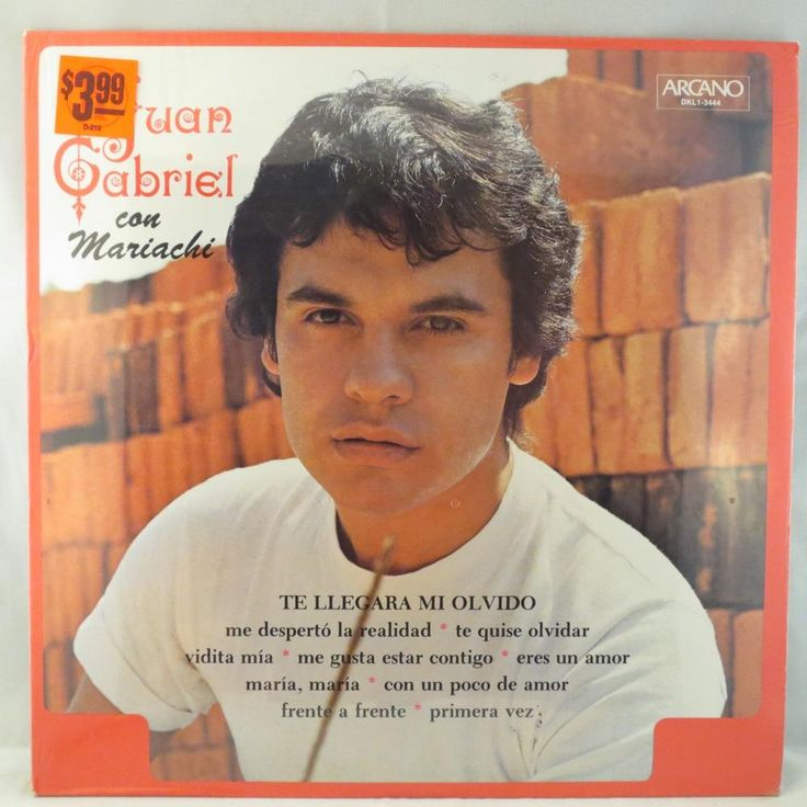 Juan Gabriel, another Mexican Mega-Super StaR...!
