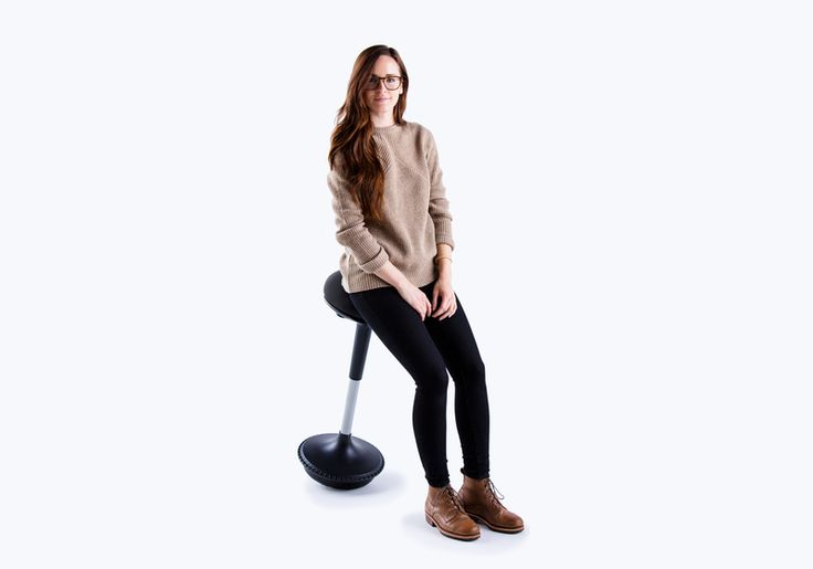 UPLIFT Motion Stool takes the sitting stress out of sitting
