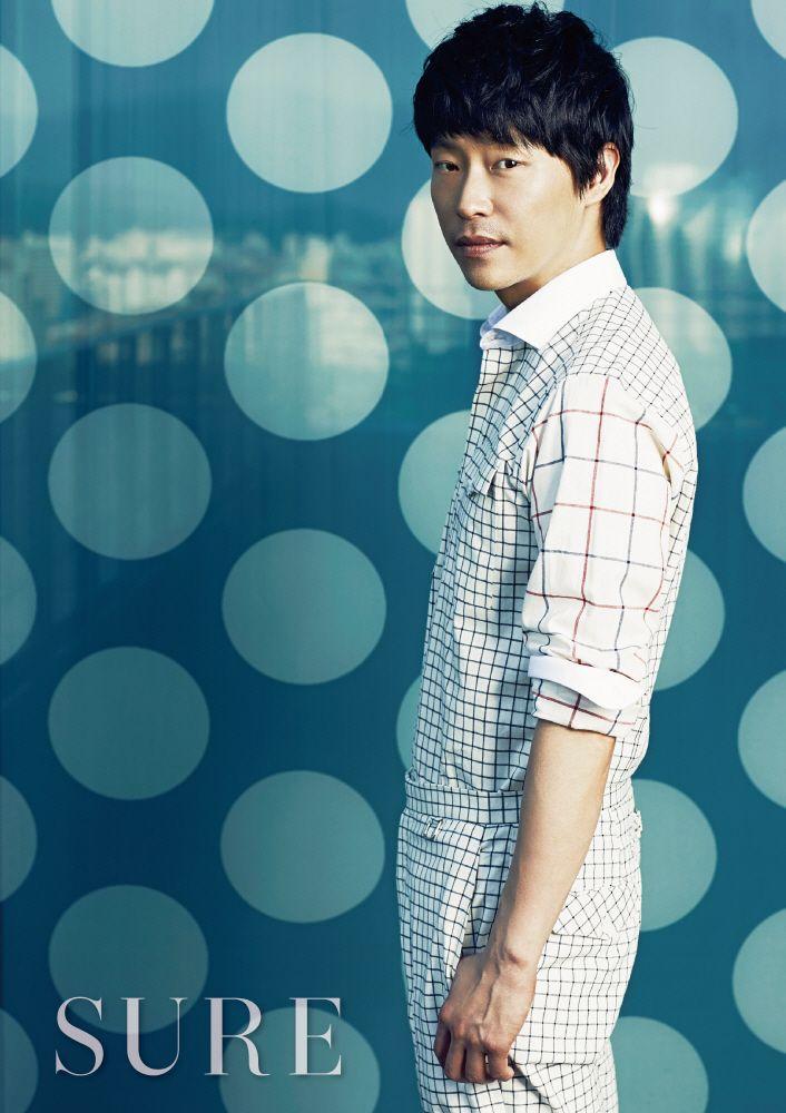 Uhm Ki Joon - Sure Magazine July Issue 13