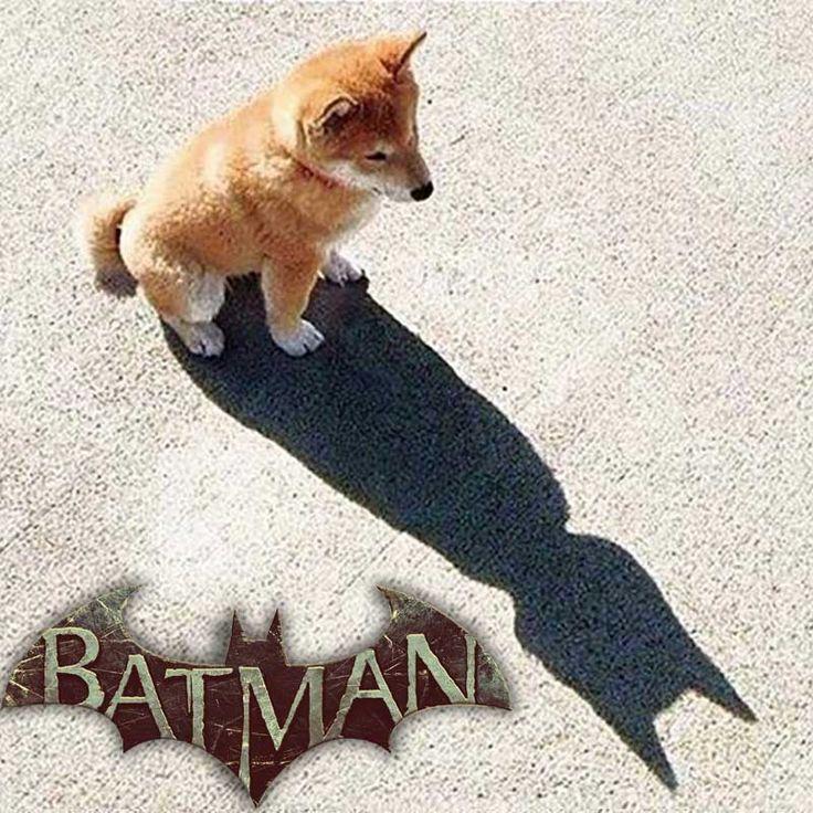 Я Бетмен?