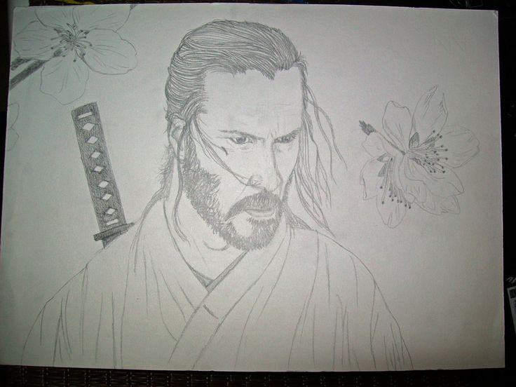 Keanu Reeves in 47 Ronin by wrathfultara.deviantart.com on @DeviantArt